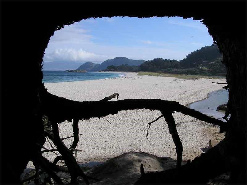 Paradis aux Iles Cies